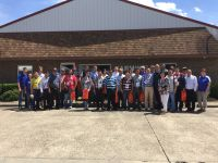 Farmweld Hosts International Tour